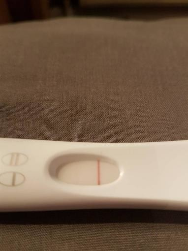 17 dpo Is this an ok line ? BFP didn't show untill 15 dpo first