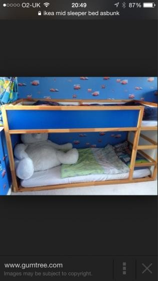 Bunks Beds For Toddler And Baby Netmums Chat