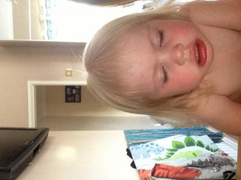 My almost 3 year old has cut all her fringe off :(-image.jpg