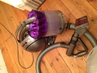 dyson vacuum attachments instructions