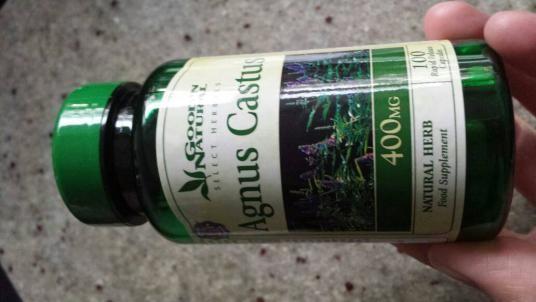 Can you take agnus castus with clomid
