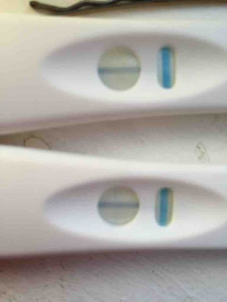 Very faint line on pregnancy test  Jill scott insomnia