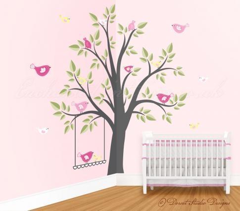 nursery wall stickers-pinkbirds-grey-split-tree-preview.jpg