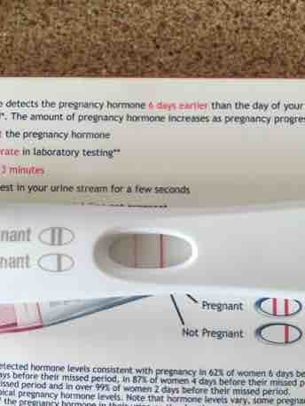 Can I Take A Pregnancy Test 3 Days Before Missed Period - Pregnancy Test Kit