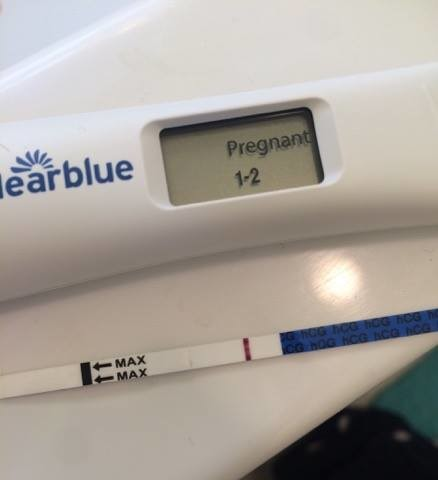 10dpo GOT MY BFP!! | Netmums