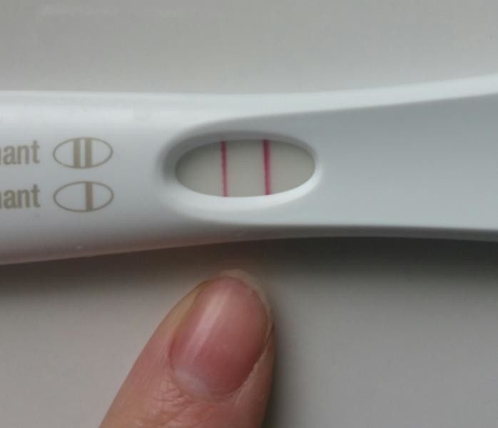 Positive pregnancy test 10 dpo twins