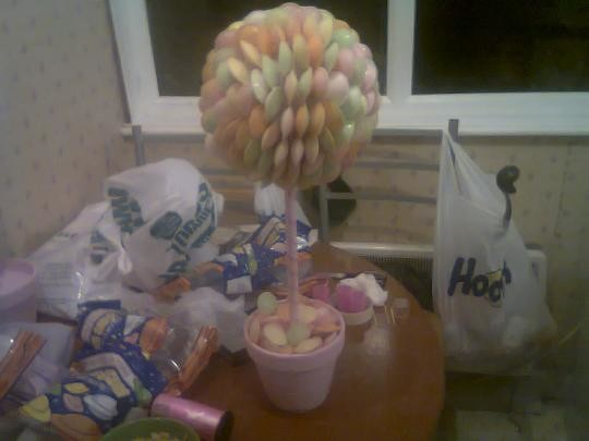 How to make a sweet/candy or lollypop tree-photo1389.jpg