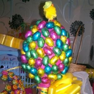 How to make a sweet/candy or lollypop tree-eggs.jpg