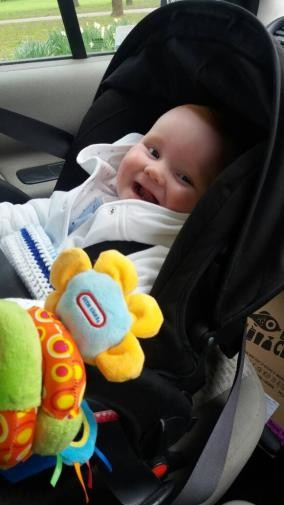 9 month old car seat?? - Netmums Chat