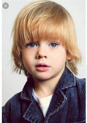 Toddler haircuts for boys