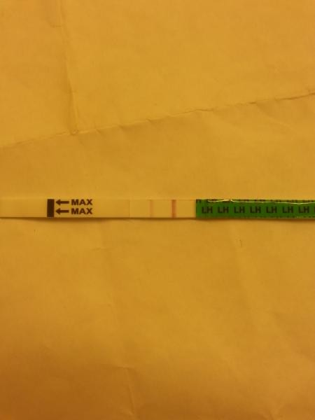 Is this a positive OPK? I'm on CD12     - Netmums Chat