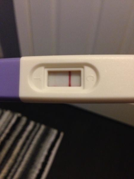 Normal period then bfp