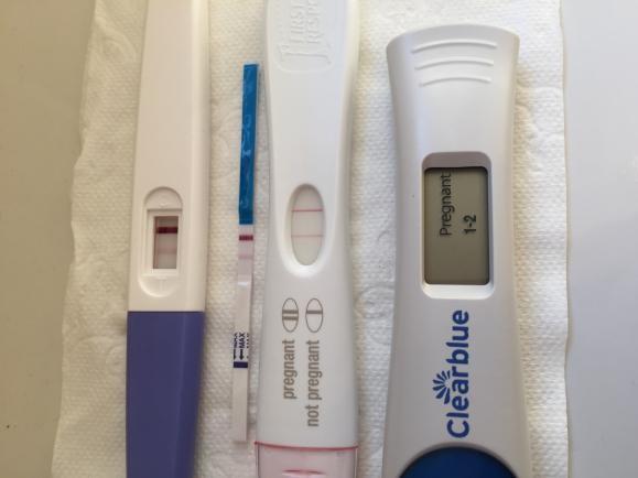 12 Dpo Pregnancy Test - Pregnancy Symptoms