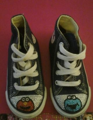 ec05f3d7e07c Crystallized Converse   Shoes   Nikes - Netmums Chat