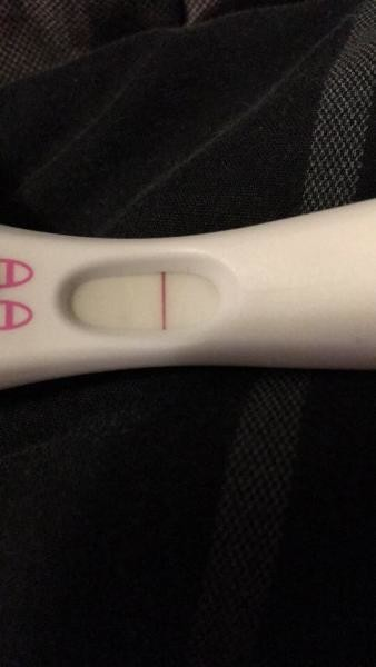 Am I pregnant does anyone see a faint line 7dpo | Netmums