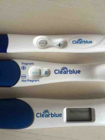 First Response Pregnancy Test Positive Faint Line