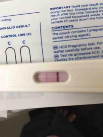 Asda test dpo pregnancy
