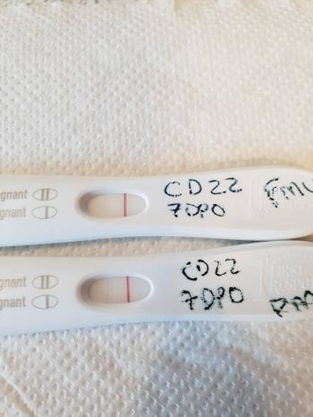BFP   CD22  7DPO | Netmums