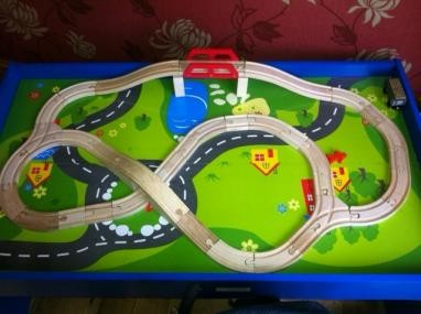 Chad Valley Train Table - lost instructions please help - Netmums Chat