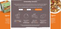 sustainability calc